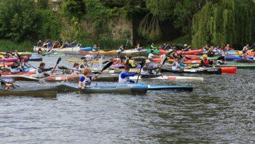 Résultats de l'édition 2019 du semi marathon en canoë-kayak