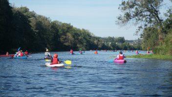 Kayak en Fête