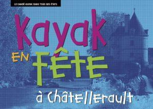 Kayak en Fête 2018 à Châtellerault @ Stade d'eau vive de Châtellerault | Châtellerault | Nouvelle-Aquitaine | France