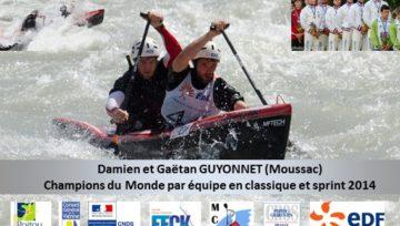 Sélectif Interrégional DESCENTE sprint et classique Moussac